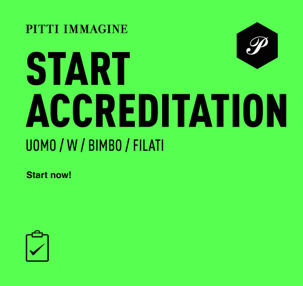 pitti accreditation