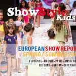 ShowStyleKids Euro Report SS15