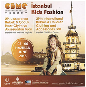 Review Of Istanbul Kids Fashion Fair For Ss 2016