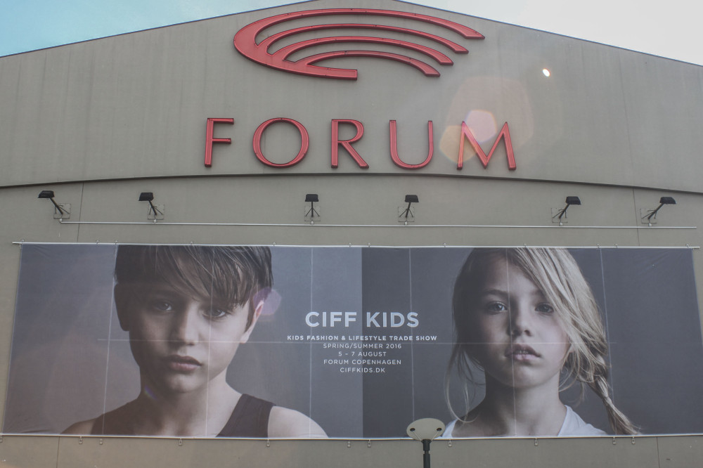 Ciff Kids at Forum Copenhagen
