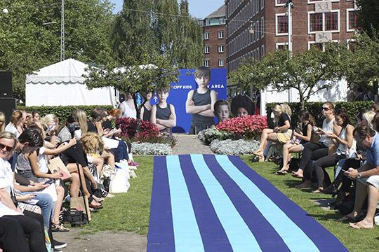 TREND SHOW Trend Show in front of Forum Copenhagen